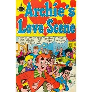 Archies Love Scene Al Hartley  Books