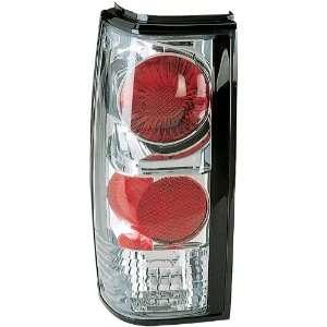 CHEVY S10 BLAZER GMC JIMMY SANOMA 82 93 TAIL LIGHTS CHROME Automotive