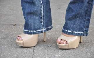 LA idol Jeans BOOTCUT dark blue SZ: 1 13 FAST   FREE SHIPPING 1103LP