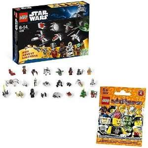 LEGO 7958 Star Wars Advent Calendar with Bonus Mini Figure