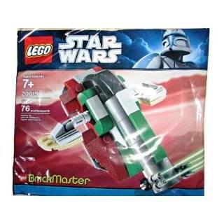LEGO Star Wars BrickMaster Exclusive Mini Building Set #20019 Slave I