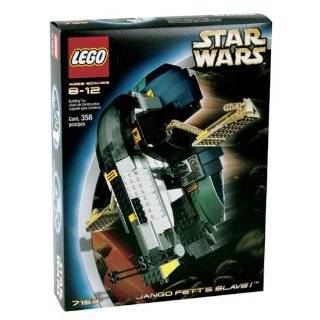 LEGO Star Wars Jango Fetts Slave (7153)