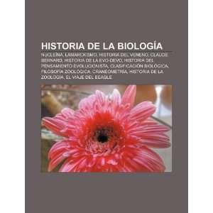 Historia de la biología Nucleína, Lamarckismo, Historia