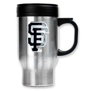 San Francisco Giants 16oz Stainless Steel Travel Mug
