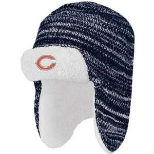 Chicago Bears Navy Blue Fresh Steppin Trooper Cap by