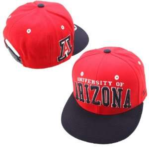 Zephyr Arizona Wildcats Super Star Adjustable Hat