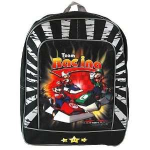 Nintendo Super Mario Team Racing Large Backpack
