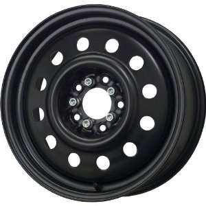 Unique 83 Black Wheel with Painted Finish (15x6/4x108mm