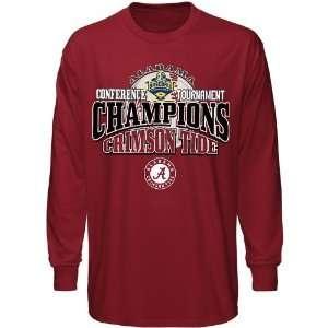 Alabama Crimson Tide Crimson 2010 SEC Baseball Tournament Champions