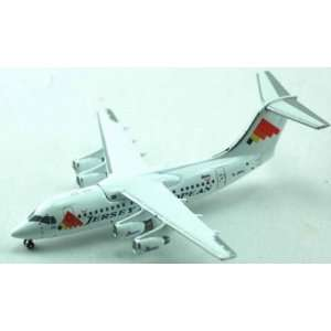 Jet X Jersey European Bae 146 Model Airplane Everything