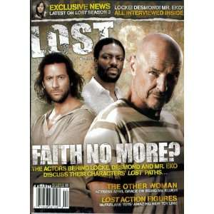 Lost The Official Magazine Issue #8 (January February 2007