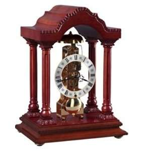 Hermle Mechanical Elegant Cherry Bracket Clock 22920