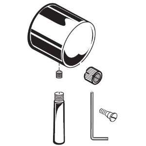 Chrome Lever Handle Kit for Serin Thermostatic Volume Control Valve