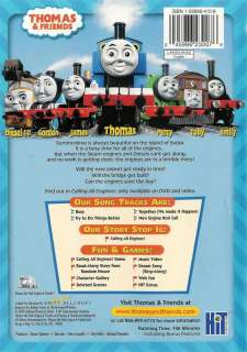 Thomas & Friends   Calling All Engines   DVD 045986232076