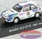 Mazda 323 GTR 1993 Diecast Rally CMS 1/64 SS15 6