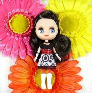 Littlest Pet Shop LPS Blythe Loves Doll Girl Toy XH27