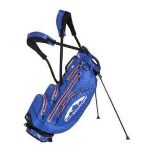 New Sun Mountain 2011 SLX Golf Stand Bag (Royal/Red
