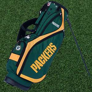 GREEN BAY PACKERS NFL Golf Stand Bag   National Football League   NEW
