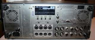 JVC VCRBR S822DXU PROFESSIONAL S VHS VIDEO CASSETTE FULL FUNCTION EDIT