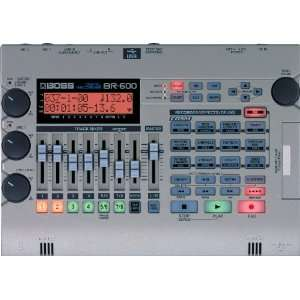 Boss BR 600 Digital 8 TRack Recording Studio Digital Multi