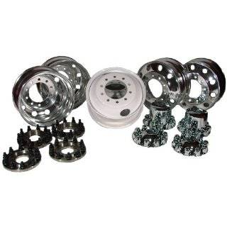 Dual Wheel Conversion Kit w/ 6 Aluminum Wheels (05 09 Ford