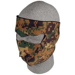 Mask   Adjustable, Ski Winter Biker Full Face Mask