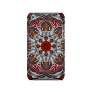 Escher Fractal iPod Touch Case Barely There Electronics
