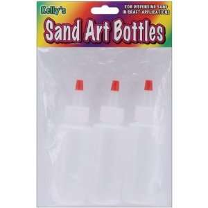 KellyS Crafts 30005941 Sand Art Bottles 2 Ounces Toys