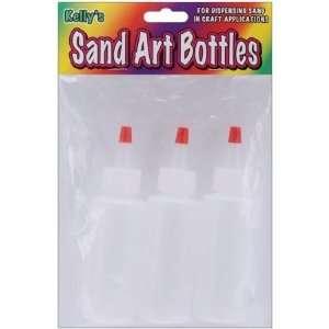KellyS Crafts 30005941 Sand Art Bottles 2 Ounces Toys