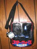 STAR WARS EMPIRE STRIKES BACK MESSENGER BAG NWT