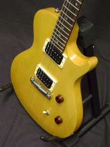 SE Singlecut Korina Electric Guitar   Single Cutaway Paul Reed Smith