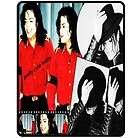 New Michael Jackson Fleece Blanket Bedding Gift
