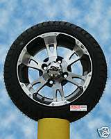 Golf Cart Wheel and Tire combo SPECIAL fit E Z GO CAR