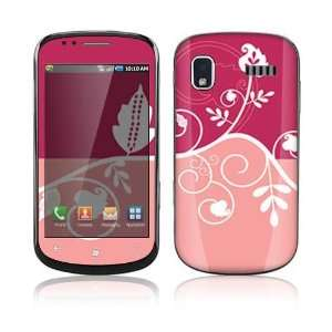 Samsung Focus Skin   Pink Abstract Flower
