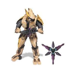 Halo Series 3 Combat Elite Orange Toys & Games