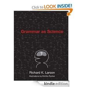 as Science: Richard K Larson, Kimiko Ryokai:  Kindle Store