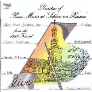 of Piano Music at Schloss vor Husum 1989 Various Composers Music