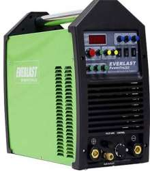 Everlast PowerPro 205 200a TIG WELDER AC DC PULSE PLASMA 50a STICK