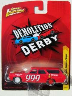JL FOREVER 64 R16 DEMOLITION DERBY 1973 CAPRICE WAGON