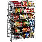 Soda Soup Vegetable Can Rack Food Kitchen Cabinet Non Skid Storage