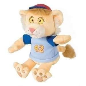 Between the Lions Lionel 7.5 Bean Bag Plush Toy Toys & Games