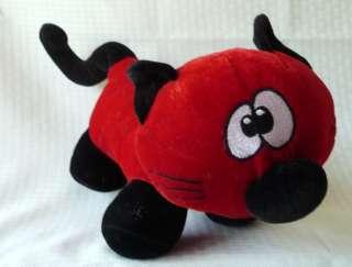 National Entertainment Network Plush Black & Red Cat