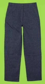 Liz Claiborne Villager Sport sz 8 Womens Navy Blue Dress Pants 5B45