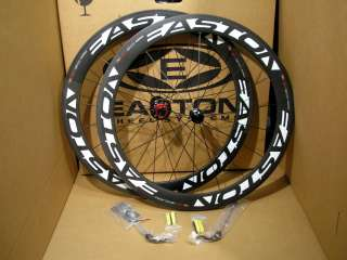 new easton ec90 aero tubular carbon wheels campy shimano sram your