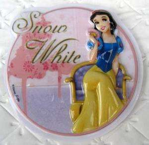 PRINCESS SNOW WHITE Cake Topper Decoration KIT SET POP