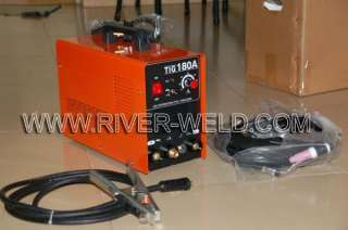 TIG180A Inverter TIG/MMA 2 in1 function welder Portable