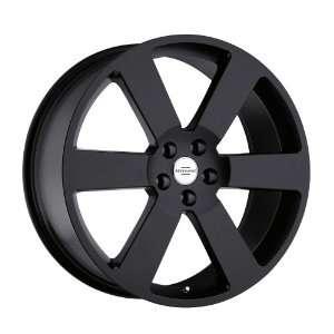 20x9.5 Redbourne Saxon (Matte Black) Wheels/Rims 5x120