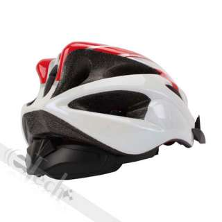 18 Holes Bike Bicycle Cycling Sports Adult Helmet Red Size L