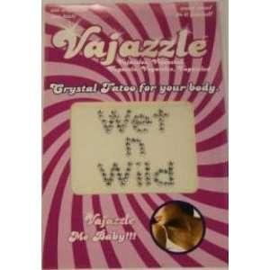 Bundle Vajazzle Wet N Wild and Aloe Cadabra Organic Lube Lavender 2.5