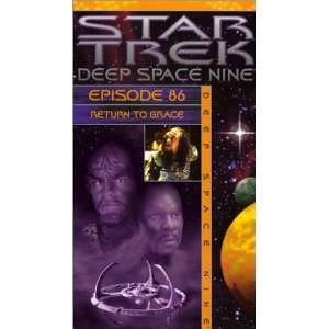 Star Trek   Deep Space Nine, Episode 86 Return to Grace [VHS] Star